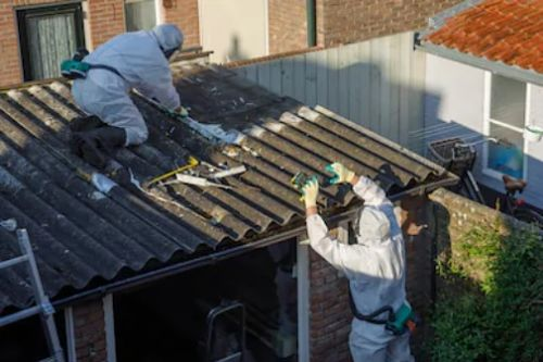 Trabajo con amianto en Cuenca